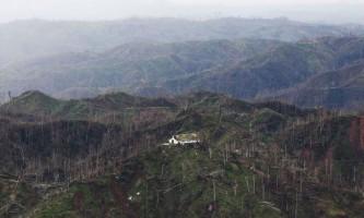 Наслідки тайфуну `бофа` на філіппінському острові мінданао