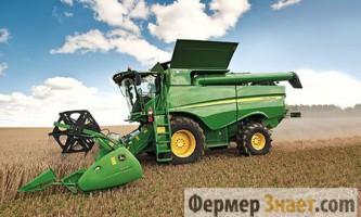 Переваги і недоліки використання зернозбиральних комбайнів джон дир (9600-ий і 9500-ий моделей)