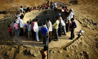 Проблема нестачі води в індії