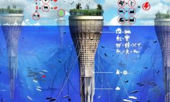 Проект автономного водоскрёба (water-scraper)