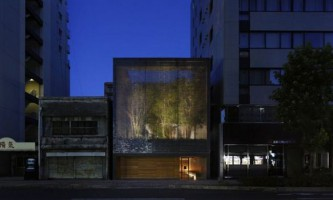 Проект: будинок з оптичного скла