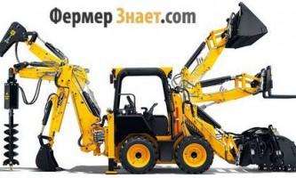 Різновиди навісного обладнання на міні-трактор