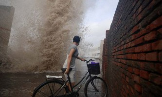 Руйнівна сила тайфуну моракот