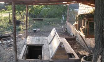 Розведення кроликів в ямах