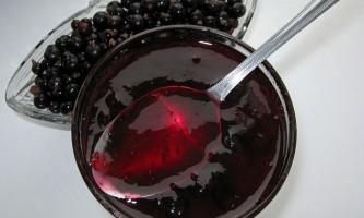Рецепти варення з смородини на зиму