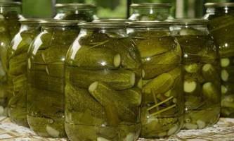 Рецепти засолювання огірків, як засолити огірки?