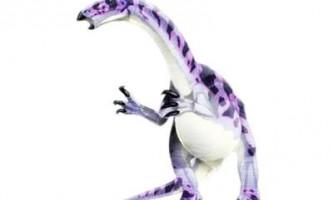 Рідкісні динозаври. Алксазавр