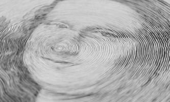 Малюнки однієї безперервної спіральної лінією від чан хви чон