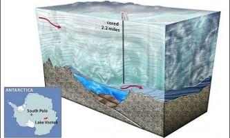 Російські полярники розкрили підлідного озеро схід в антарктиді