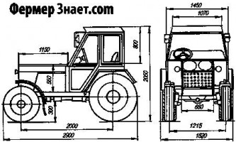 Саморобний трактор: міф чи реальність?