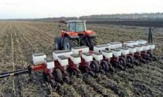 Сівалка точного висіву massey ferguson mf 555 - точний висіву - вище урожай - велика прибуток