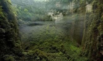 Система печер ер ван дон в китаї