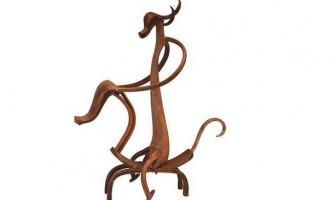 Скульптури дивовижних тварин від marc sparfel