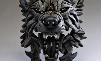 Скульптури з акрилової смоли від метта бакли (matt buckley)