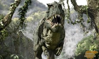 Смертельний тираннозавр ти-рекс (tyrannosaurus, t-rex)