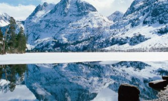 Сніговий покрив сьєрри-невади виявився мізерним за останні п`ять століть