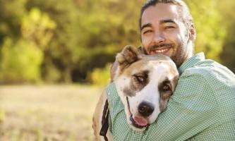 Собаки здатні копіювати емоції людей