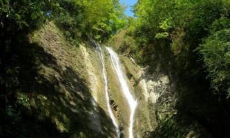 Сочинський національний парк - колиска водоспадів