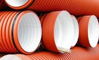 Поради професіоналів як вибрати труби пвх для каналізації приватного будинку