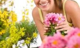 Способи добрива садових рослин