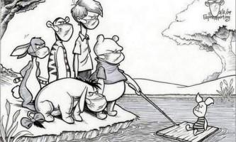 Свинячий привид грипу