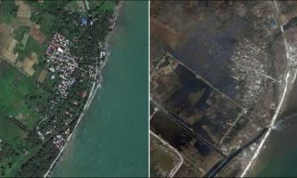 Тайфун хайян - найбільш руйнівний за останні 100 років