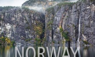 Таймлапс-відео: подорож по норвегії