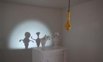 Танцюючі тіні скульптур лорана краста