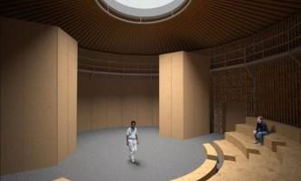 Театр з паперу (paper bale theater)
