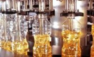 Технологія виробництва рослинних олій