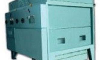 Типи повітряних сепараторів