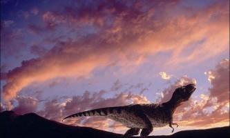 Тиранозавр. Про нього краще читати, ніж зустріти онлайн в житті!