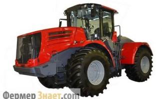 Важкий трактор кравець к-9000 - нове слово в машинобудуванні
