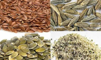 Топ-10 найкорисніших насіння і зерен