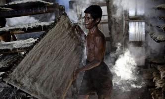 Традиційне приготування локшини в індонезії