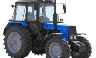 Трактор білорус (мтз) 1021 відео