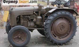 Трактор дт-20: ветеран сільського господарства
