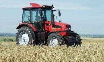 Трактор мтз-тисячу п`ятсот двадцять три