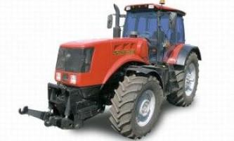 Трактор мтз-2522