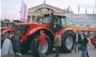 Трактор мтз-4520