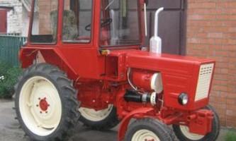 Трактор т-25а технічні характеристики