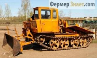 Трактор тдт-55 - вдале рішення для виконання важких робіт у важкодоступних місцях