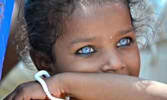 У ранніх європейців була темна шкіра і блакитні очі