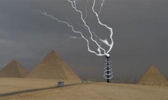 Вчені, використовуючи технології тесли, навчилися викликати дощ у пустелі в будь-який момент