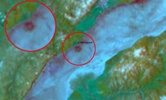 Вчені мають намір в 2011 році остаточно розгадати таємницю темних кілець на льоду байкалу