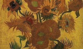 Вчені пояснили, чому «соняшники» ван гога змінюють колір
