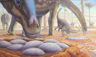 Вчені визначили температуру тіла динозаврів: допомогла яєчна шкаралупа