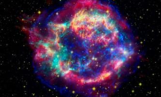 Вчені зробили висновок, що тіло людини складається із залишків вибухнули наднових зірок