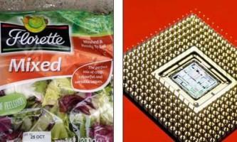 Вчені створили чіп, який попереджає про закінчення терміну придатності продуктів