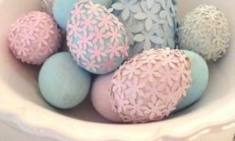 Прикрашаємо яйця до великодня самостійно